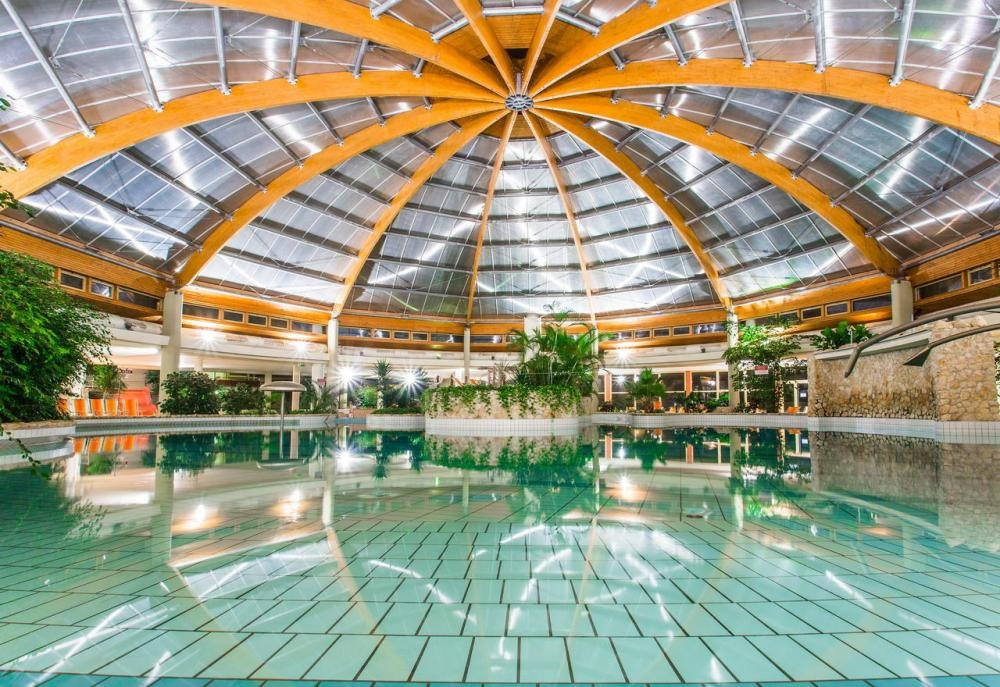 Gotthard Therme Hotel ****