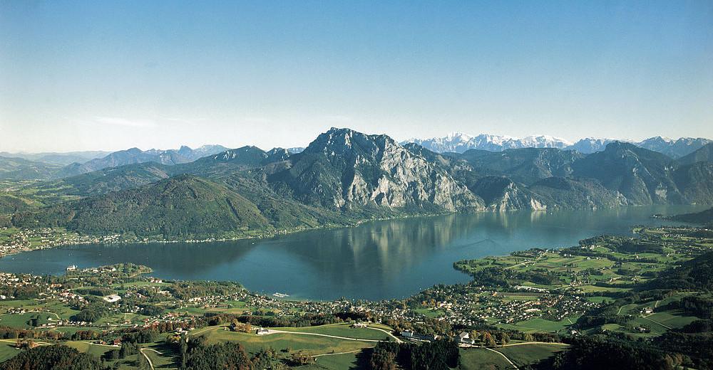 Traunsee,Wolfgangsee, Bad Ischl