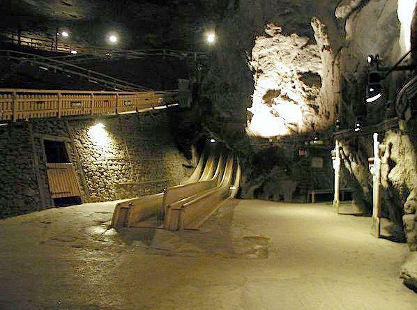 nejstarší solné doly na světě