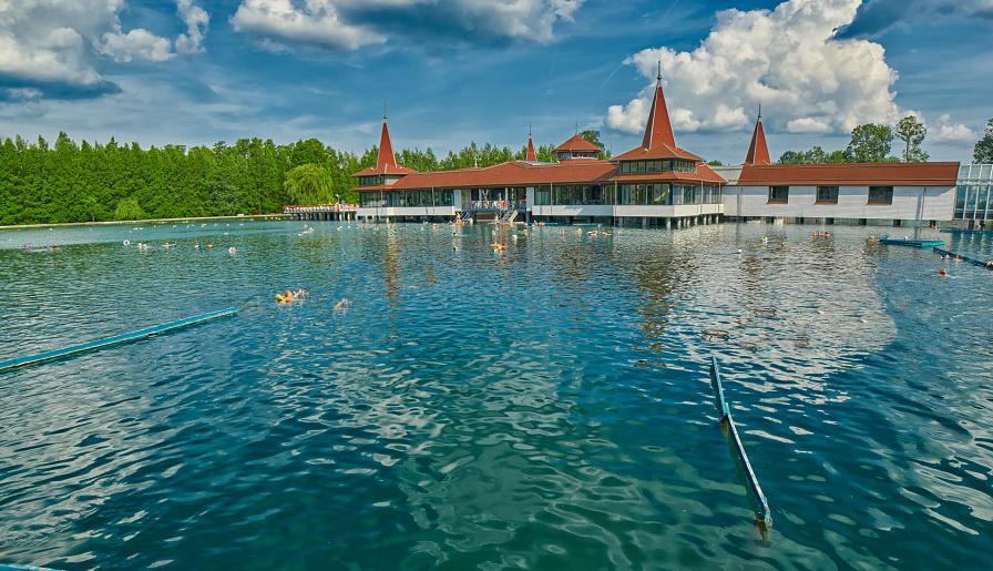 Thermal Aqua Ensana Health Spa hotel